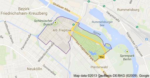 Schlüsselnotdienst für Türöffnungen im Bezirk Berlin-Treptow: Schloss- und Stangenschlossmontagen, Beseitigung von Einbruchschäden, Türnotöffnungen